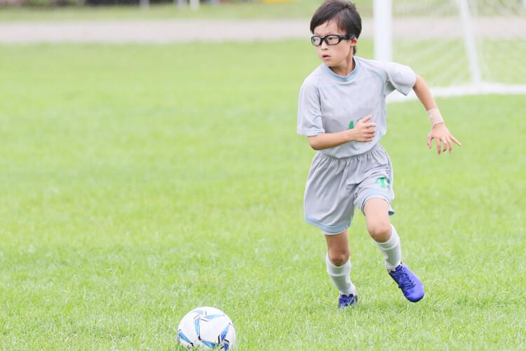子供用スポーツメガネ