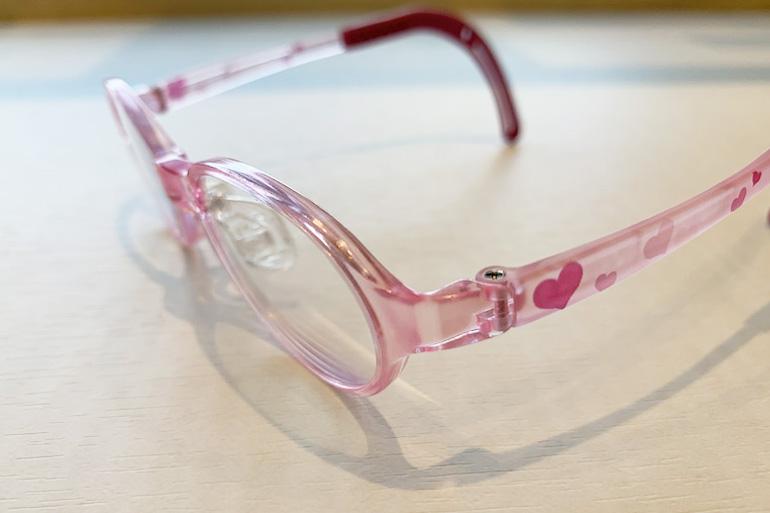 子供用弱視メガネ